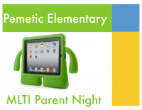 Pemetic Parent Night Presentation