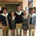 High School National Honor Society Induction