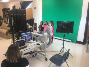 PemTV Science Newscast April Crew 1