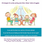 FREE!  Raising Healthy Eaters Program