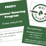 Free Tutoring Opportunity!