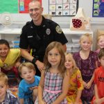 A visit from the Local PD