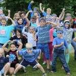 Pemetic School Field day 2015 Blue team wins!