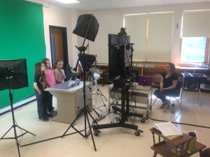 PemTV Science Newscast April Crew 5