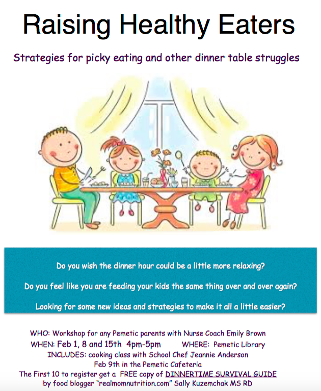 Raising Healthy Eaters Program