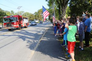 Pemetic students observe 9/11