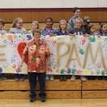 Celebration for Pam