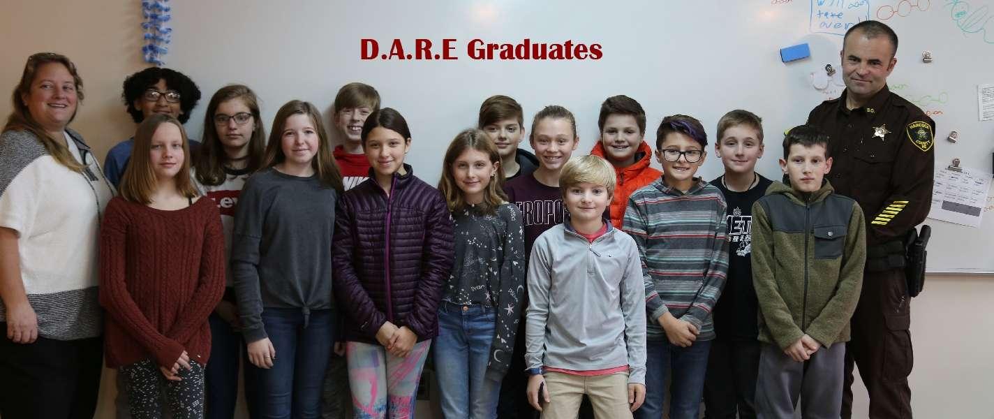 DARE Graduates