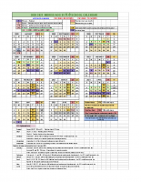 2020-2021 MDIRSS – AOS 91 K-8 School Calendar REVISED 121420